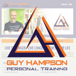 Guy Hampson Branding, Marketing and Website